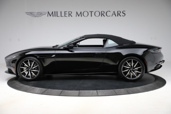 New 2021 Aston Martin DB11 Volante Convertible for sale $254,416 at Maserati of Westport in Westport CT 06880 25