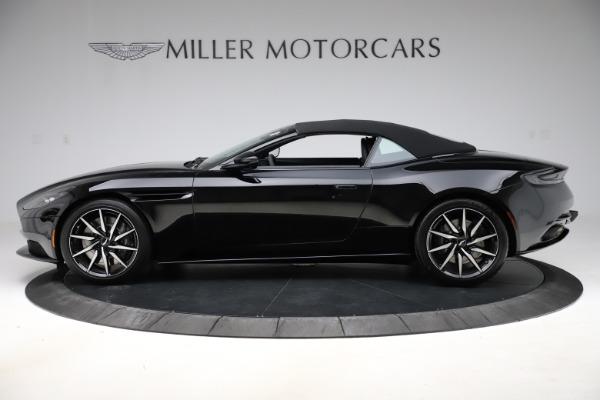 New 2021 Aston Martin DB11 Volante for sale $254,416 at Maserati of Westport in Westport CT 06880 25