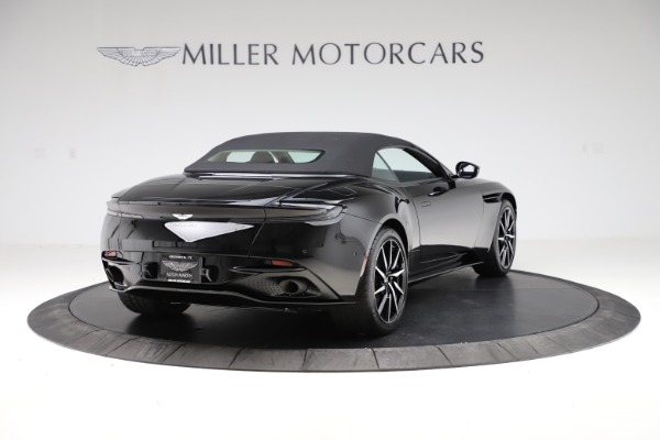 New 2021 Aston Martin DB11 Volante Convertible for sale $254,416 at Maserati of Westport in Westport CT 06880 27
