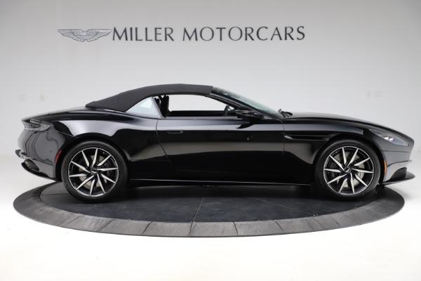 New 2021 Aston Martin DB11 Volante Convertible for sale $254,416 at Maserati of Westport in Westport CT 06880 28