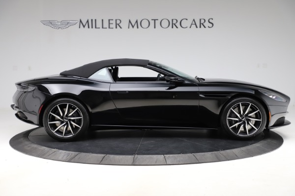 New 2021 Aston Martin DB11 Volante for sale $254,416 at Maserati of Westport in Westport CT 06880 28
