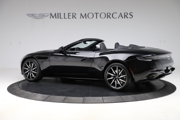 New 2021 Aston Martin DB11 Volante Convertible for sale $254,416 at Maserati of Westport in Westport CT 06880 3