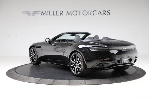 New 2021 Aston Martin DB11 Volante Convertible for sale $254,416 at Maserati of Westport in Westport CT 06880 4