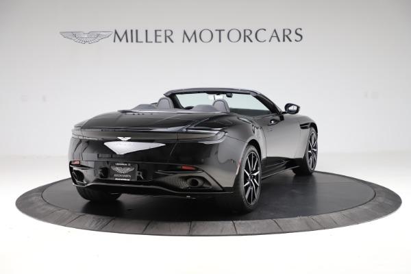 New 2021 Aston Martin DB11 Volante Convertible for sale $254,416 at Maserati of Westport in Westport CT 06880 6