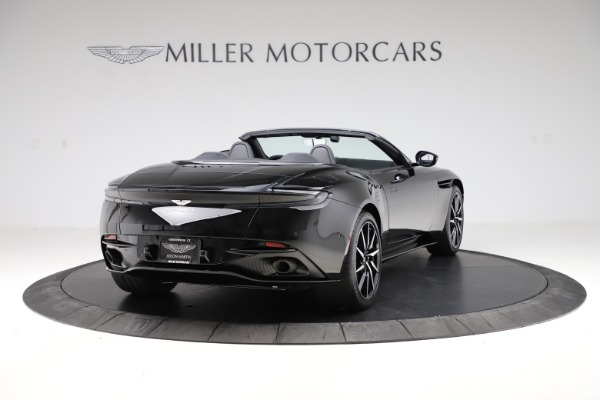 New 2021 Aston Martin DB11 Volante for sale $254,416 at Maserati of Westport in Westport CT 06880 6