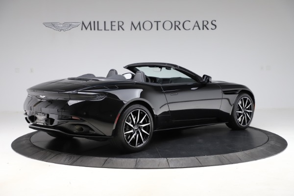 New 2021 Aston Martin DB11 Volante Convertible for sale $254,416 at Maserati of Westport in Westport CT 06880 7