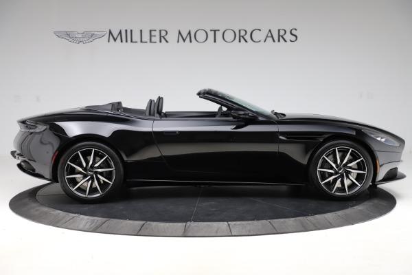 New 2021 Aston Martin DB11 Volante Convertible for sale $254,416 at Maserati of Westport in Westport CT 06880 8