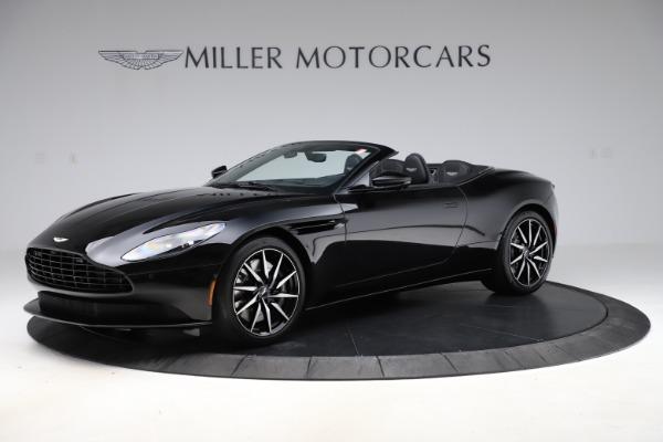 New 2021 Aston Martin DB11 Volante Convertible for sale $254,416 at Maserati of Westport in Westport CT 06880 1