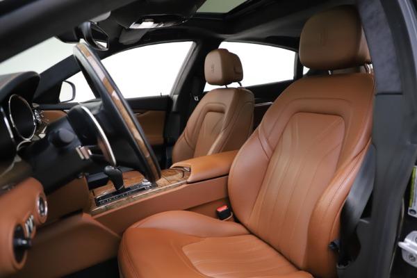 Used 2018 Maserati Quattroporte S Q4 GranLusso for sale Sold at Maserati of Westport in Westport CT 06880 15