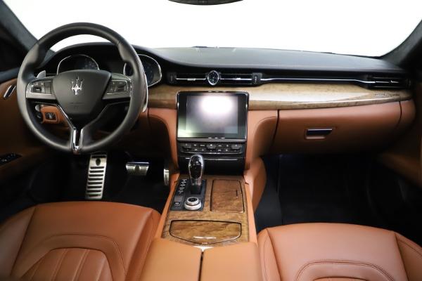 Used 2018 Maserati Quattroporte S Q4 GranLusso for sale Sold at Maserati of Westport in Westport CT 06880 16