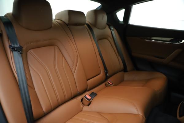 Used 2018 Maserati Quattroporte S Q4 GranLusso for sale Sold at Maserati of Westport in Westport CT 06880 27
