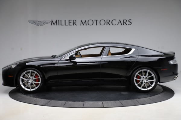 Used 2016 Aston Martin Rapide S for sale $123,900 at Maserati of Westport in Westport CT 06880 2
