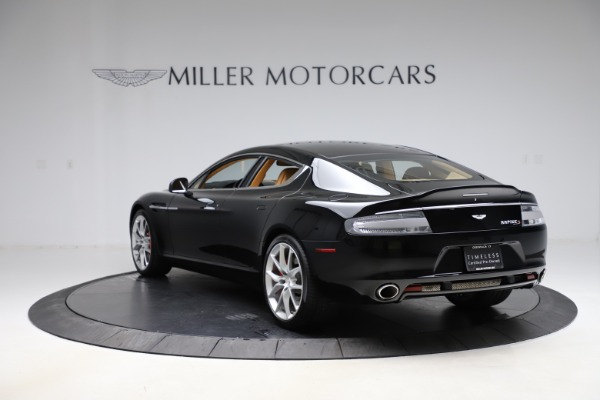 Used 2016 Aston Martin Rapide S for sale $123,900 at Maserati of Westport in Westport CT 06880 4