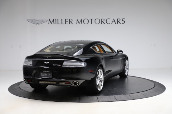 Used 2016 Aston Martin Rapide S for sale $123,900 at Maserati of Westport in Westport CT 06880 6