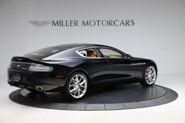 Used 2016 Aston Martin Rapide S for sale $123,900 at Maserati of Westport in Westport CT 06880 7
