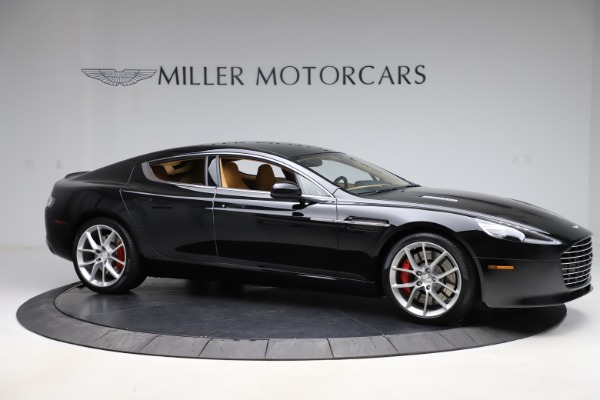 Used 2016 Aston Martin Rapide S for sale $123,900 at Maserati of Westport in Westport CT 06880 9