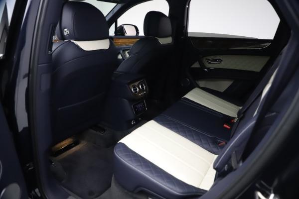 Used 2018 Bentley Bentayga W12 Signature for sale $154,900 at Maserati of Westport in Westport CT 06880 20