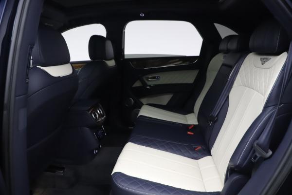 Used 2018 Bentley Bentayga W12 Signature for sale $154,900 at Maserati of Westport in Westport CT 06880 21