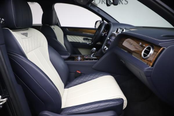 Used 2018 Bentley Bentayga W12 Signature for sale $154,900 at Maserati of Westport in Westport CT 06880 25