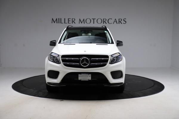 Used 2018 Mercedes-Benz GLS 550 for sale $67,900 at Maserati of Westport in Westport CT 06880 12