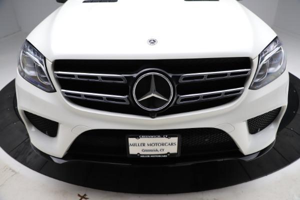 Used 2018 Mercedes-Benz GLS 550 for sale $67,900 at Maserati of Westport in Westport CT 06880 13