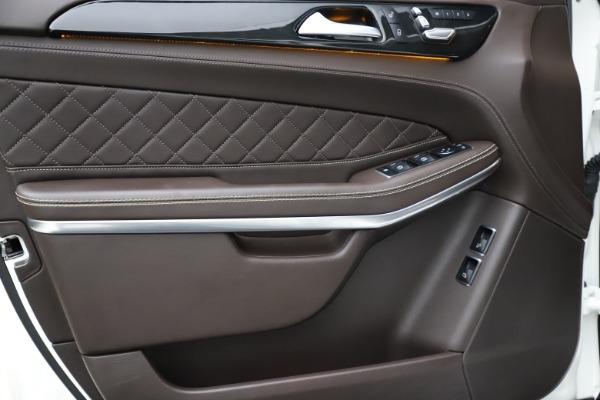 Used 2018 Mercedes-Benz GLS 550 for sale $67,900 at Maserati of Westport in Westport CT 06880 15