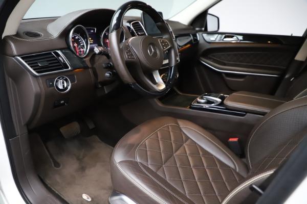 Used 2018 Mercedes-Benz GLS 550 for sale $67,900 at Maserati of Westport in Westport CT 06880 16