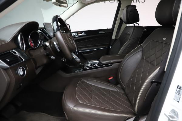 Used 2018 Mercedes-Benz GLS 550 for sale $67,900 at Maserati of Westport in Westport CT 06880 17