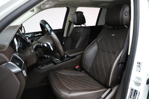 Used 2018 Mercedes-Benz GLS 550 for sale $67,900 at Maserati of Westport in Westport CT 06880 18