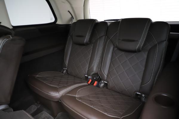 Used 2018 Mercedes-Benz GLS 550 for sale $67,900 at Maserati of Westport in Westport CT 06880 22