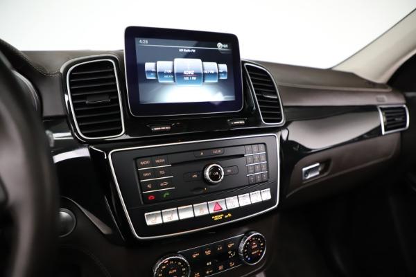 Used 2018 Mercedes-Benz GLS 550 for sale $67,900 at Maserati of Westport in Westport CT 06880 23