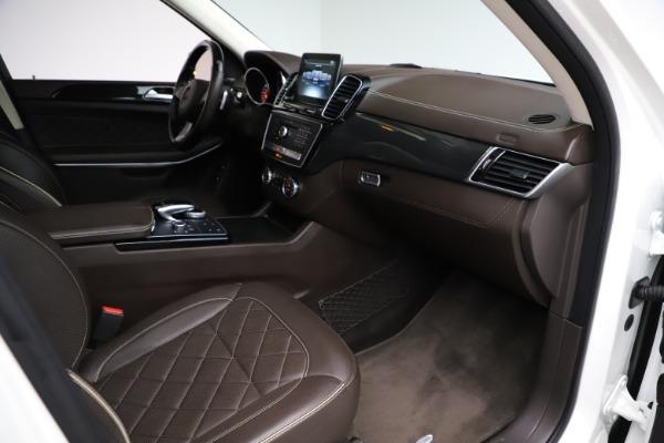 Used 2018 Mercedes-Benz GLS 550 for sale $67,900 at Maserati of Westport in Westport CT 06880 24