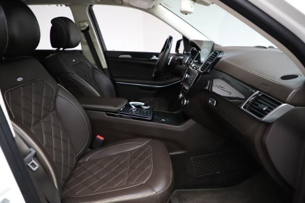 Used 2018 Mercedes-Benz GLS 550 for sale $67,900 at Maserati of Westport in Westport CT 06880 25