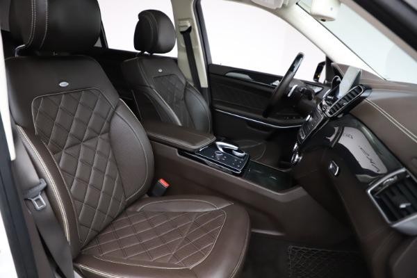 Used 2018 Mercedes-Benz GLS 550 for sale $67,900 at Maserati of Westport in Westport CT 06880 26