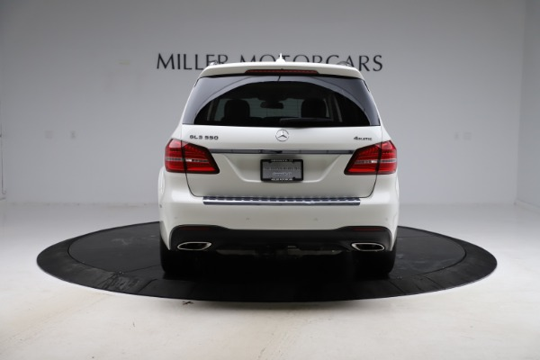 Used 2018 Mercedes-Benz GLS 550 for sale $67,900 at Maserati of Westport in Westport CT 06880 6