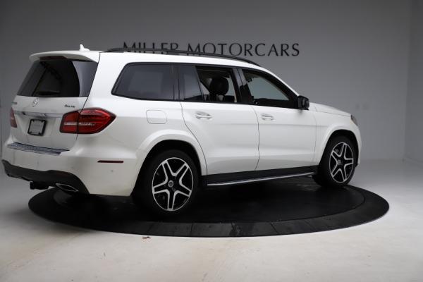 Used 2018 Mercedes-Benz GLS 550 for sale $67,900 at Maserati of Westport in Westport CT 06880 8
