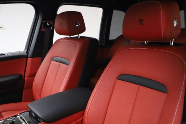 New 2021 Rolls-Royce Cullinan Black Badge for sale $431,325 at Maserati of Westport in Westport CT 06880 14