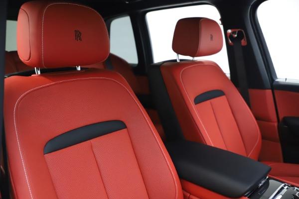 New 2021 Rolls-Royce Cullinan Black Badge for sale $431,325 at Maserati of Westport in Westport CT 06880 15