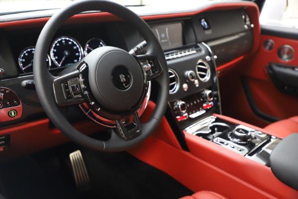 New 2021 Rolls-Royce Cullinan Black Badge for sale $431,325 at Maserati of Westport in Westport CT 06880 16