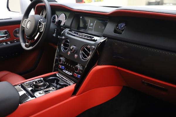 New 2021 Rolls-Royce Cullinan Black Badge for sale $431,325 at Maserati of Westport in Westport CT 06880 17