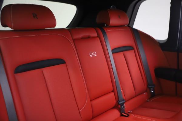 New 2021 Rolls-Royce Cullinan Black Badge for sale $431,325 at Maserati of Westport in Westport CT 06880 18