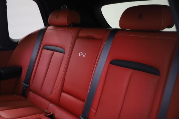 New 2021 Rolls-Royce Cullinan Black Badge for sale $431,325 at Maserati of Westport in Westport CT 06880 19