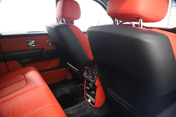 New 2021 Rolls-Royce Cullinan Black Badge for sale $431,325 at Maserati of Westport in Westport CT 06880 21