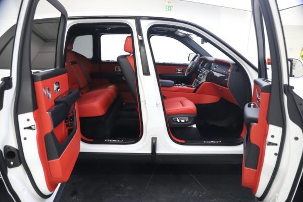 New 2021 Rolls-Royce Cullinan Black Badge for sale $431,325 at Maserati of Westport in Westport CT 06880 22