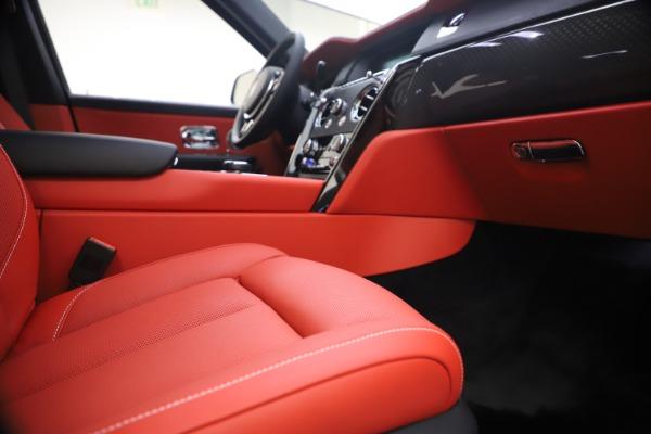 New 2021 Rolls-Royce Cullinan Black Badge for sale $431,325 at Maserati of Westport in Westport CT 06880 25