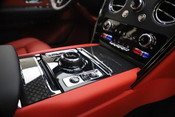 New 2021 Rolls-Royce Cullinan Black Badge for sale $431,325 at Maserati of Westport in Westport CT 06880 27