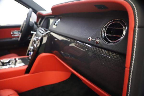 New 2021 Rolls-Royce Cullinan Black Badge for sale $431,325 at Maserati of Westport in Westport CT 06880 28
