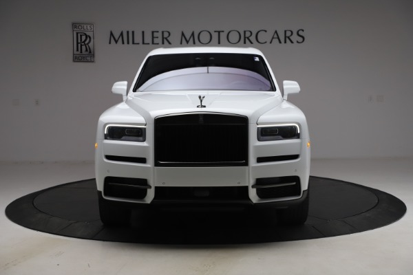 New 2021 Rolls-Royce Cullinan Black Badge for sale $431,325 at Maserati of Westport in Westport CT 06880 3