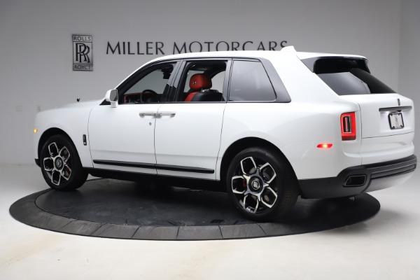 New 2021 Rolls-Royce Cullinan Black Badge for sale $431,325 at Maserati of Westport in Westport CT 06880 5