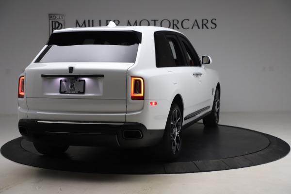 New 2021 Rolls-Royce Cullinan Black Badge for sale $431,325 at Maserati of Westport in Westport CT 06880 8